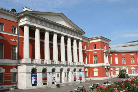 Реконструкция музея истории России