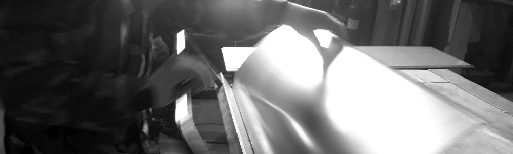 Ручная гибка металла на станке