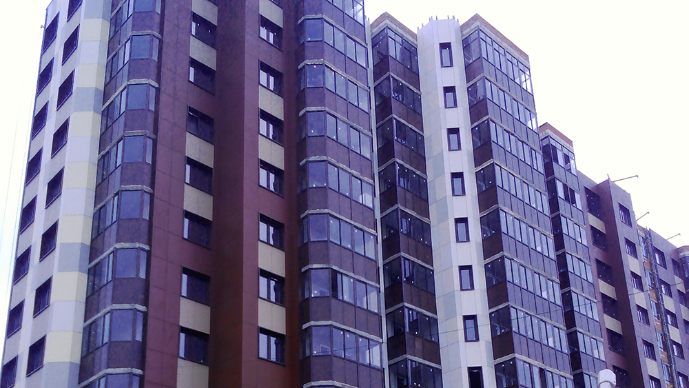 Листовой металл для фасада