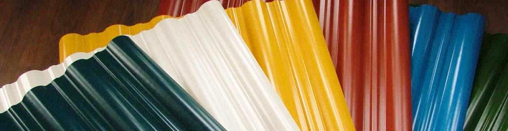 Оцинкованный лист с полимерным покрытием