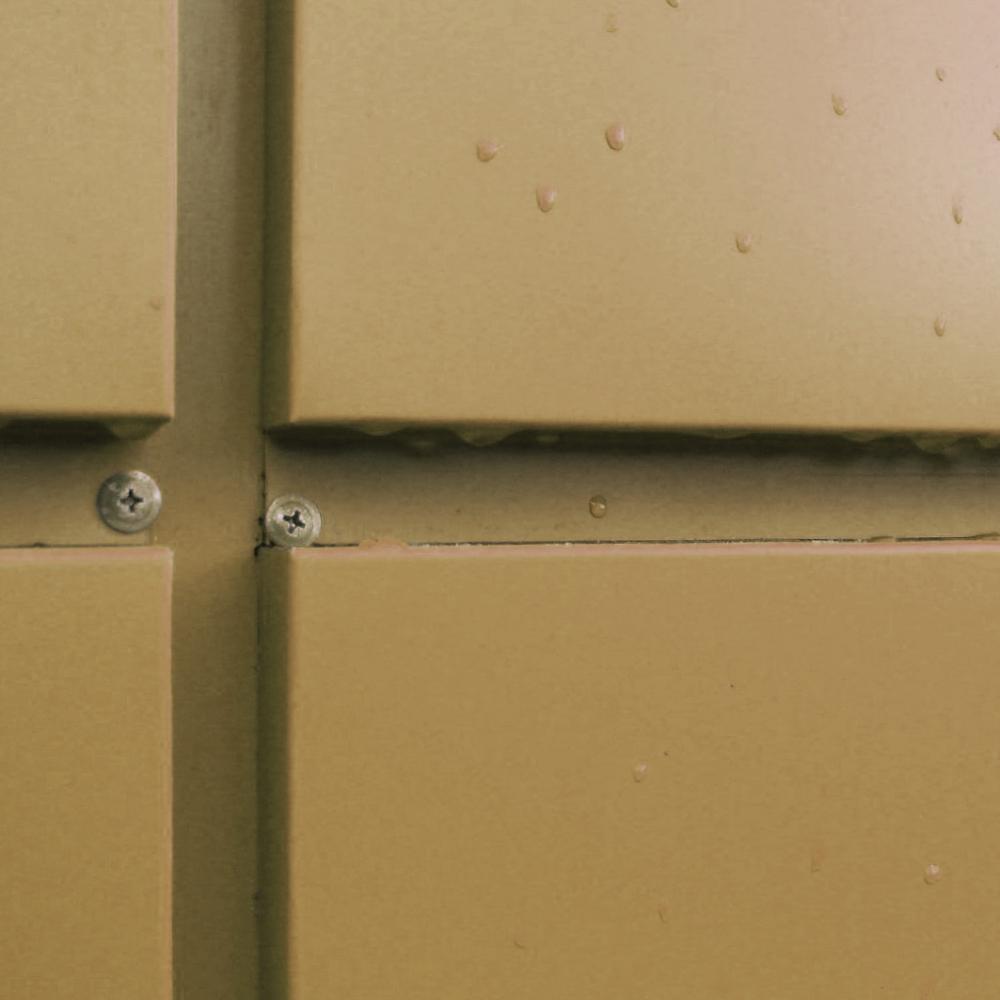 Фасадные кассеты открытого крепления
