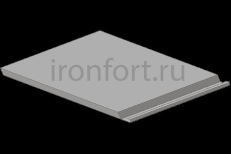 Фасадная кассета заккрытого крепления