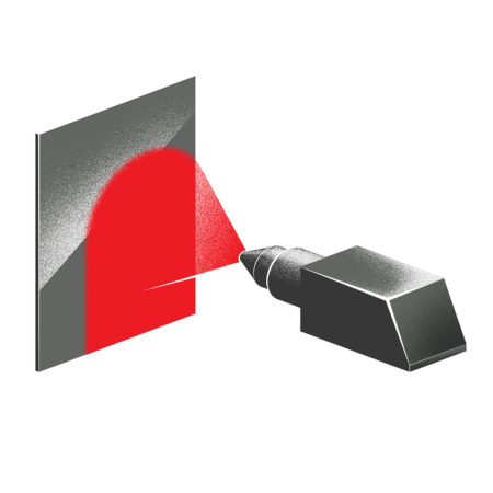 Порошковая окраска оцинкованного металла
