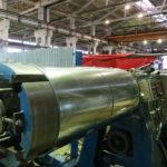 Раскрой металла на заводе