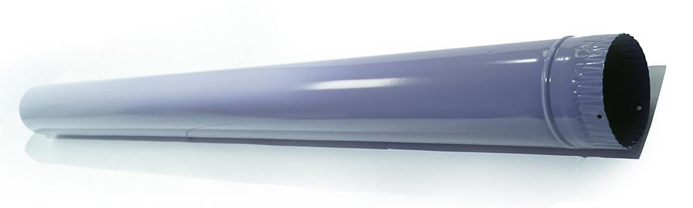 Труба водосточная окрашенная
