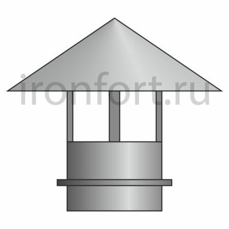 Зонт для вентиляции