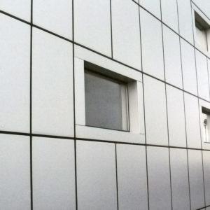 Фасадные кассеты закрытого крепления