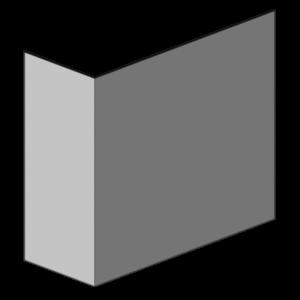 Откос для фасада от завода Железный форт